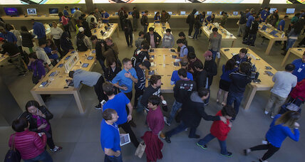 Weeks after launch, iPhone 5S hit with 'blue screen of death' complaints