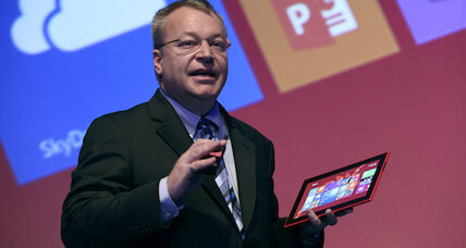 Lumia 2520: Nokia trots out its first Windows tablet