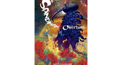 'The Sandman: Overture': Neil Gaiman dreams up a new tale