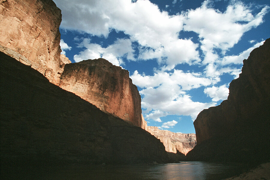 when did the grand canyon form