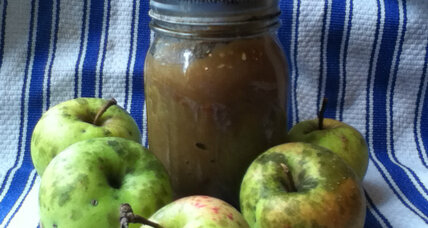 A bounty year for applesauce