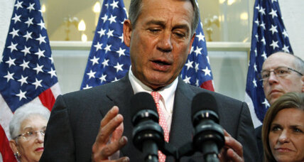 How 'reasonable Republicans' could oust Speaker Boehner