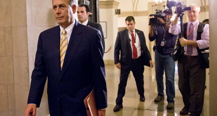 Republicans hit all-time low in Gallup poll. Is shutdown to blame? (+video)