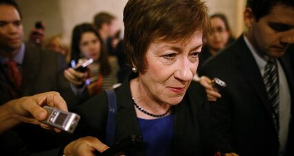 Does Sen. Susan Collins have the best idea for ending the Washington mess?