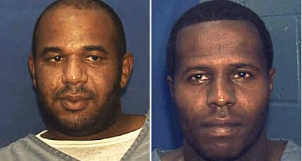 National manhunt for Florida 'escapees' freed by paperwork: Saboteur in Justice?