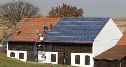 Germany eyes new kind of net-metering: 'self-consumption'