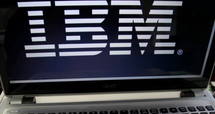 IBM stock falls after tech giant's earning's miss