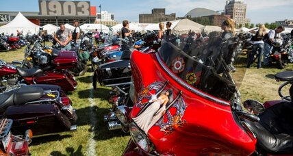Harley-Davidson recall: 'Do not ride' some '14 bikes