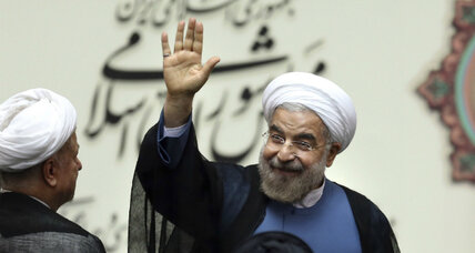 Expect a nuclear deal with Iran's Rouhani – but not normal ties with US