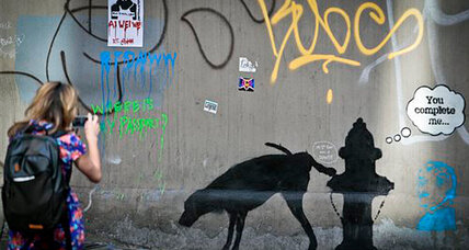 Banksy sells original artwork worth thousands for $60 in NYC