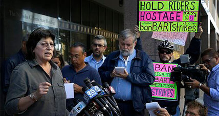 BART strike? Unions threaten to cripple San Francisco's morning commute.