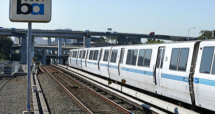 BART strike underway (again) in San Francisco