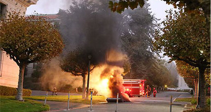 UC Berkeley explosion: When will Berkeley be back to normal?