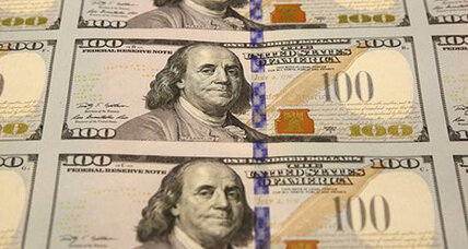 New $100 bill appears Tuesday, shutdown or no shutdown (+video)