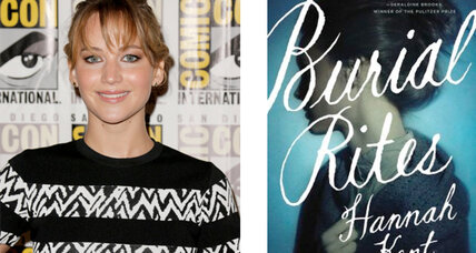 Jennifer Lawrence and 'Hunger Games' director Gary Ross will reportedly adapt 'Burial Rites'