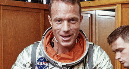 Scott Carpenter 'set the tone for our nation's pioneering efforts beyond Earth'