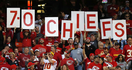NFL Week 8: Chiefs try to stay unbeaten, while Redskins look to wrangle Broncos