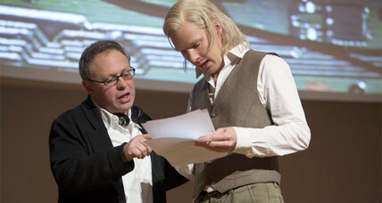 Benedict Cumberbatch discusses 'The Fifth Estate' and Julian Assange's reaction