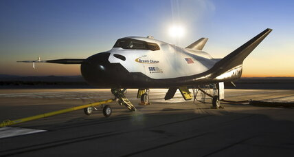 Dream Chaser spacecraft test flight goes perfectly, except for one thing
