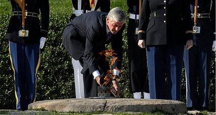 JFK gravesite gets eternal flame back: How they kept it lit