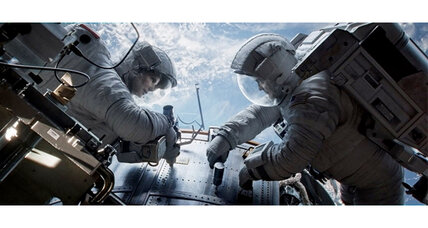 Sandra Bullock stars in 'Gravity': Sci-film tops box office again