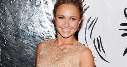 Hayden Panettiere confirms: She's engaged to Olympian Wladimir Klitschko