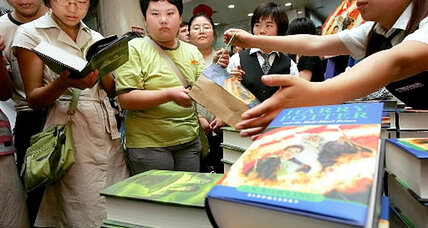 Should authors allow their books to be censored for publication in China?