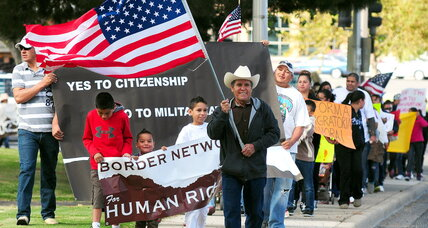 Government shutdown overshadows immigration reform efforts (+video)
