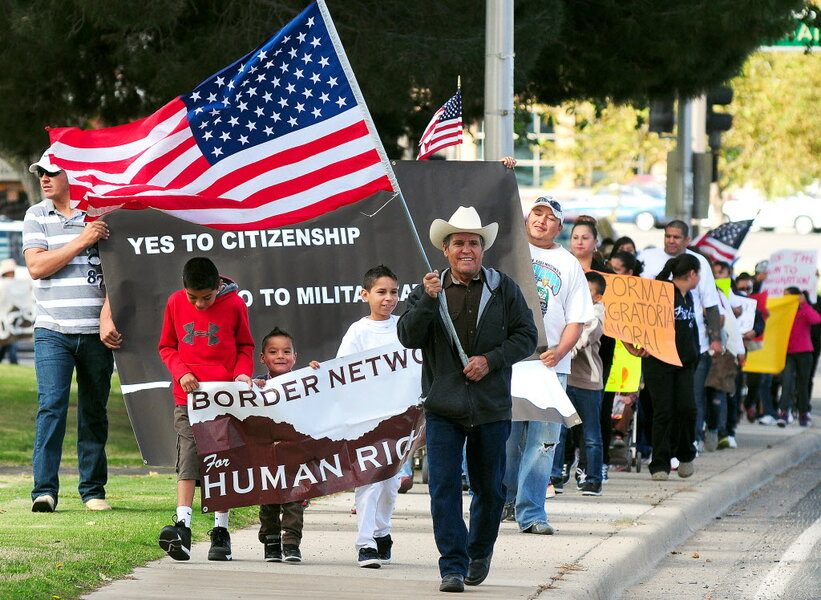 Government shutdown overshadows immigration reform efforts