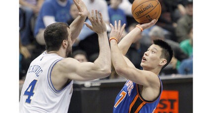 'Linsanity' is an only-in-America success story