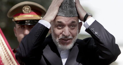 Karzai says Taliban no threat to women, NATO created 'no gains' for Afghanistan