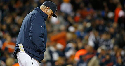 Jim Leyland retiring? After turning the Tigers around, Jim Leyland steps down.
