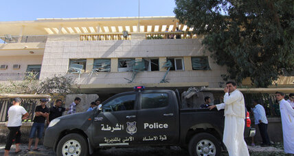 Car bomb damages Swedish and Finnish consulates in Libya