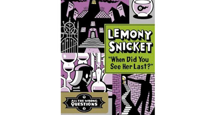 Lemony Snicket will release a short story collection