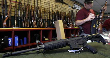 Georgia school district mulls over buying assault rifles: Could it be a good idea? (+video)