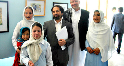 Edward Zellem publishes proverbs to promote Afghan literacy