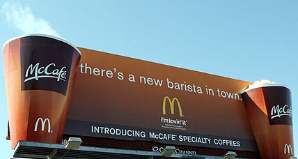 McDonald's bagged coffee? Yes, on sale soon in US stores