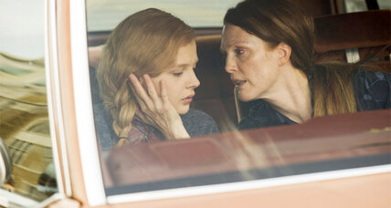 Julianne Moore, Chloë Grace Moretz discuss making 'Carrie' in the digital age