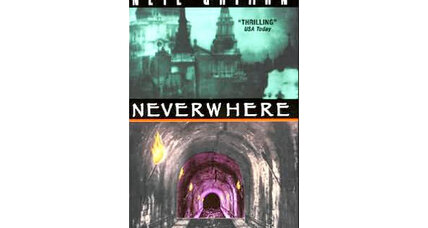 Neil Gaiman's 'Neverwhere' temporarily banned at a New Mexico high school