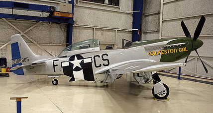 WWII plane crash: P-51 flight was anniversary gift