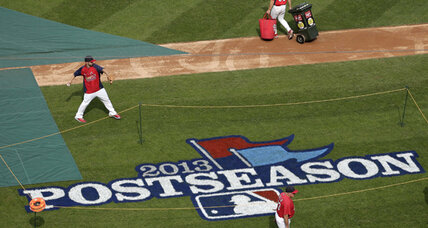 MLB playoffs: National League features classic pitching vs. offense matchups
