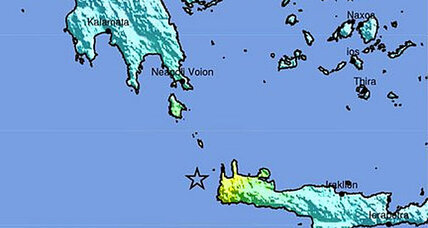 Earthquake in Greece: A 6.4 magnitude quake shakes Crete