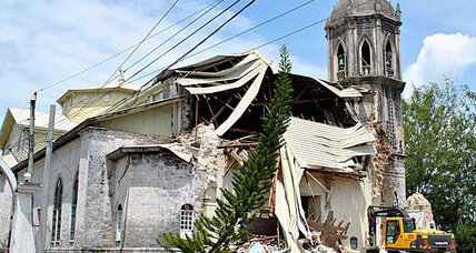 Philippines earthquake: Did Muslim holiday save lives?