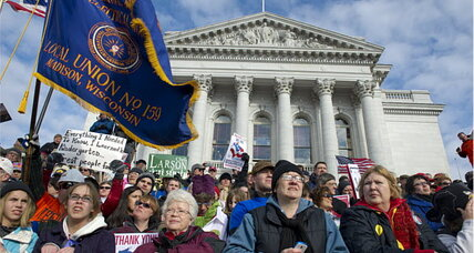 Judge: Stop enforcing Gov. Walker's unconstitutional anti-union laws