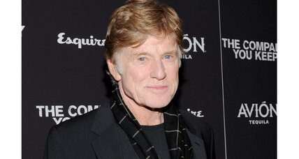 Robert Redford: What role is he really playing in the 'Captain America' sequel?