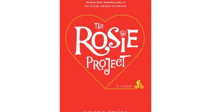 'The Rosie Project' is optioned by Sony Pictures