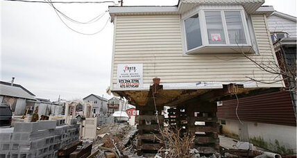 Superstorm Sandy, one year later