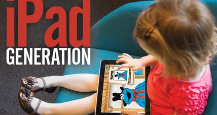 Toddlers on touch screens: parenting the 'app generation'