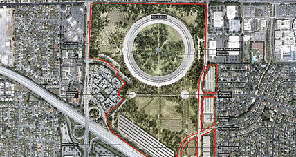 Apple 'spaceship' campus gets nod from Cupertino city council