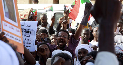 Sudan is in revolt. Why isn't anyone listening?